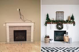 home depot christmas style challenge diy fireplace seeking