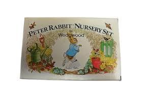 wedgwood rabbit nursery set wedgewood rabbit nursery set buy collectables buy your