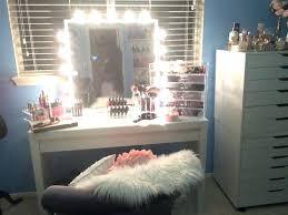professional makeup desk makeup desk with lights makeup desk with lights mirror and desktop