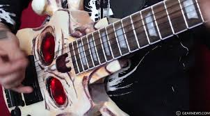 and sons guitars unveil a skull and crossbones series