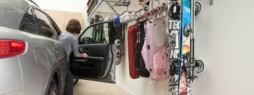garage shelving st louis the organized garage garage shelves st louis