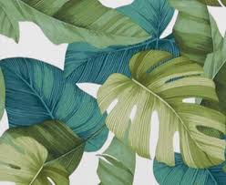 Tropical Upholstery Beautiful Leaves Fabric Learn More At Hawaiianfabricnbyond Etsy