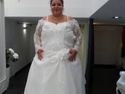 tenue de mariage grande taille mes essayages pour trouver ma robe de mariée grande taille 1ère
