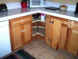 How To Measure For A Lazy Susan Corner Cabinet Does Anyone Have Any Tips On Installing A Lazy Susan Corner