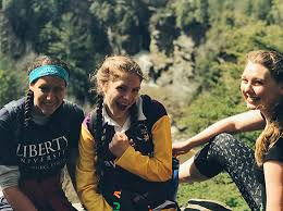 adventure trips take students into the great outdoors