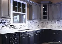 metal kitchen backsplash ideas kitchen backsplash ideas with black cabinets 5 modern