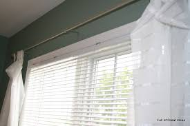 Blind Valance Full Of Great Ideas Problem Solved My Cheap Solution For Broken