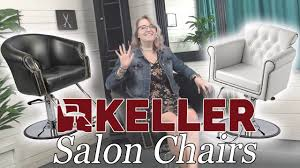 Wholesale Barber Chairs Los Angeles Wholesale Salon Styling Chairs Keller International Youtube