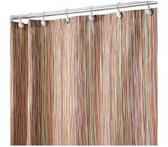 colorful sketch shower curtain dorm room supplies fun college