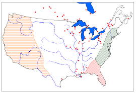america map before and after and indian war forts gif