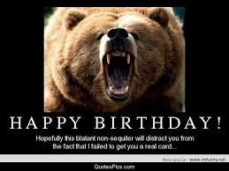 Patient Bear Meme - happy birthday bear meme memeshappy com