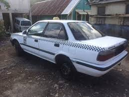 Toyota Corolla 1989 1989 Toyota Corolla For Sale In Duncans Trelawny Jamaica For