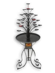 candelieri in ferro battuto ladina 12 volt candelabro votivo arte sacra e articoli