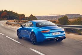 alpine a110 2018 alpine a110 premiere edition priced and detailed