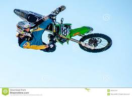 fmx freestyle motocross tyler bereman fmx editorial stock image image 35045144
