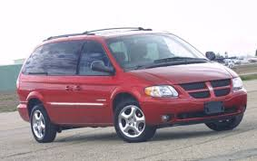 2004 dodge grand caravan information and photos zombiedrive