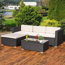 Rattan Outdoor Furniture Sets Furniture Sets EBay - Rattan furniture set