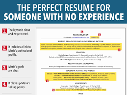 resume exles for with no experience resume exles no experience lovely resume for seeker