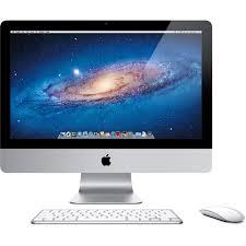 Desk Top Computers On Sale Apple 21 5 Imac Desktop Computer Mc309ll A B H Photo
