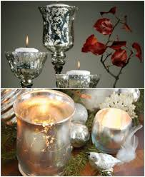 Make Your Own Christmas Centerpiece - christmas centerpieces with candles homesfeed
