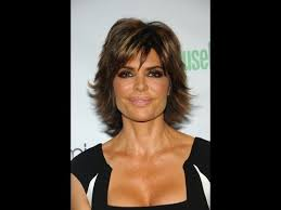 lisa rinna tutorial for her hair celebrity haircut lisa rinna youtube