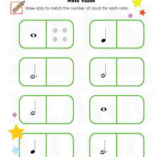 19 best note value images on pinterest music worksheets music