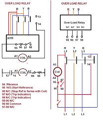 wiring diagram of contactor lighting contactor wiring diagram