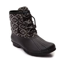 womens boots journeys womens sperry top sider saltwater boot