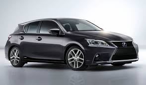 lexus ct200h vs f sport 2014 lexus ct 200h overview cargurus