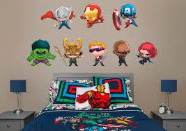 marvel team up collection wall decal shop fathead for avengers marvel team up collection fathead wall decal