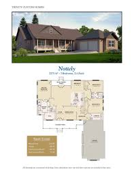 nottely welcome to trinity custom homes
