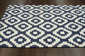 Navy Area Rugs Rug Navy Blue Area Rug 810 Wuqiangco Intended For Navy And White