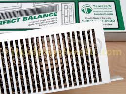 tamarack perfect balance in door return air pathway review