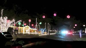 Pictures Of Christmas Lights by Follow Me Around Vlog Windcrest Christmas Lights Youtube