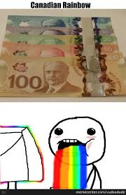 Double Rainbow Meme - it never lasts long and good luck spotting a double rainbow by