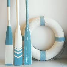 Oar Decor by Best 25 Painted Oars Ideas On Pinterest Canoe Paddles Oar