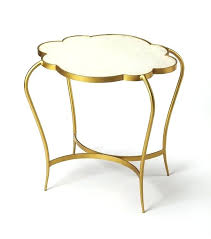 Quatrefoil Side Table Quatrefoil Coffee Table Global Views Rectangular Table In Bronze