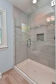 Glass Shower Door Frameless 37 Fantastic Frameless Glass Shower Door Ideas Home Remodeling