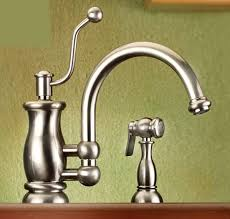 antique kitchen faucets vintage style kitchen faucet from mico the seashore line brilliant