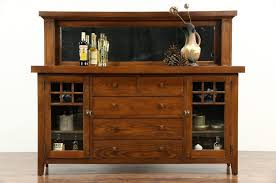 mission style china cabinet astonishing unusual craftsman china cabinet inspirations sold arts