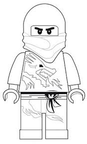 lego ninjago coloring pages to print lego ninjago coloring boys pinterest ninjago kai lego
