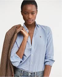 women u0027s shirts blouses tops and halters ralph lauren
