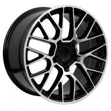 20 audi rims 20 audi q7 wheels sku 177 machined black rims usarim
