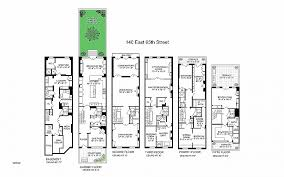 brownstone floor plans new york city new york brownstone floor plans beautiful 140 east 65th st upper