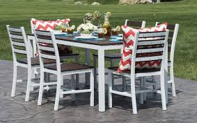 White Patio Dining Set by 7 Beautiful Outdoor Dining Sets Cute Furniture