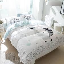 Bed Set Sale Sale Fox Bedding Set Size 100 Cotton Duvet