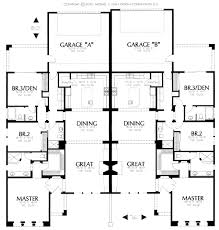spanish house plans modern design with casitas plan floo luxihome