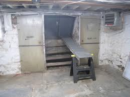 decorating inspiring basement with black bilco doors in black ideas