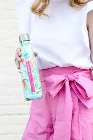 Lilly Pulitzer For Starbucks Lilly Pulitzer Swell Bottle Giveaway Prep Avenue