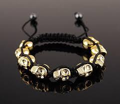 skull bracelet charm images Skull charm bracelet jpg